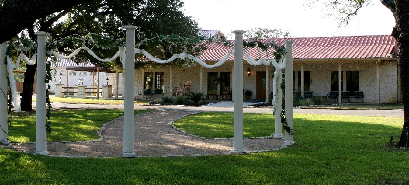 Wedding & Event Center in <strong> Buda Texas</strong>